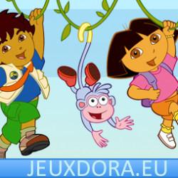 Jeux Dora