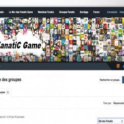 Reseau social de jeux vidéo