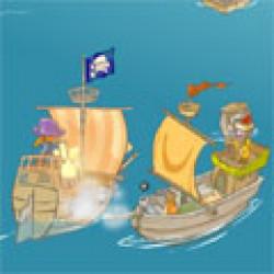 Jeux de bateau pirate