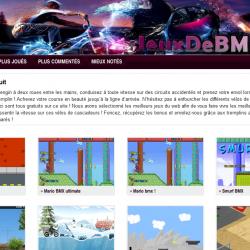 jeux de bmx