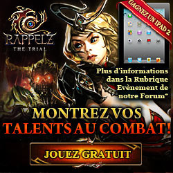 Dark Fantasy Rappelz - Utilise la magie noire
