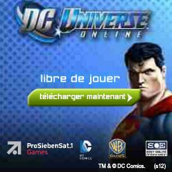 DC Universe - Jeu de super-héros