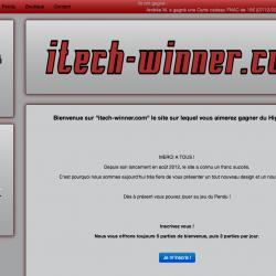 iTech-Winner : Pendu et Mastermind
