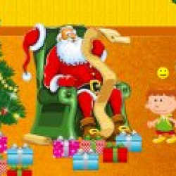 Jeux de Noël pour livrer des cadeaux.