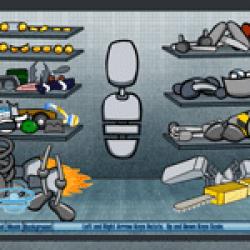 Jeux de robot .net
