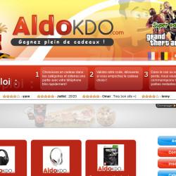 AldoKDO.com l'instant gagnant