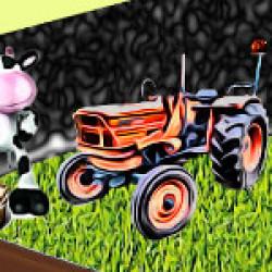 Jeu de gestion d'une ferme